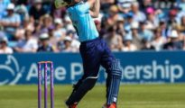 Sam Hain led Warwickshire to victory