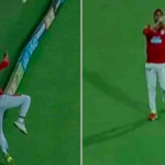 VIDEO: Mayank Agarwal, Manoj Tiwari join forces for relay catch during IPL match - TSM PLUG