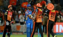 Sunrisers Hyderabad got 6th victory in IPL