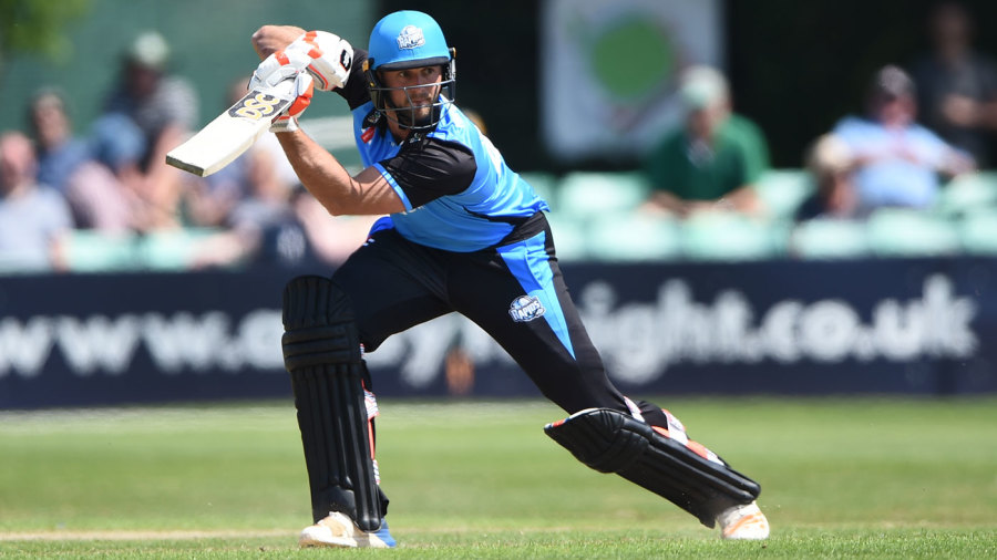 Worcestershire won by 50 runs
