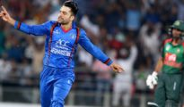 Afghanistan secured T20I series