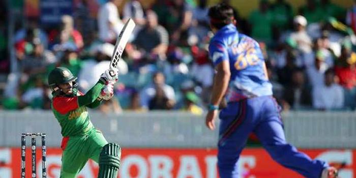 Afghanistan won 1st T20I against Bangladesh