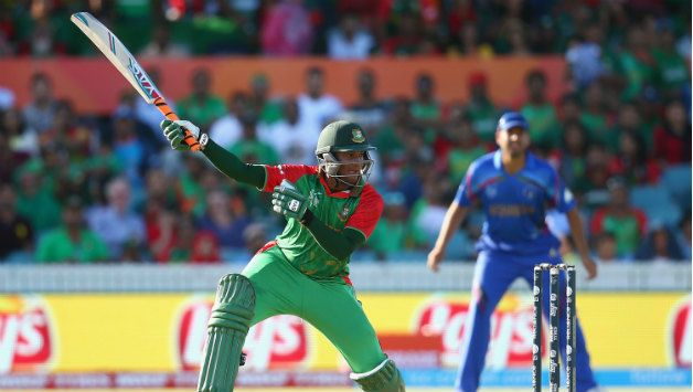 Bangladesh faced defeat in warm up match