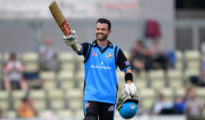 Calum Ferguson led Worcestershire to victory