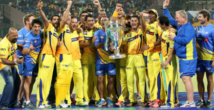 Chennai Super Kings won 3rd IPL title