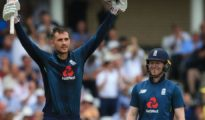 England got a historic victory at Trent Bridge