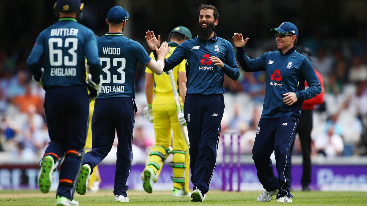 England started ODI series with victory
