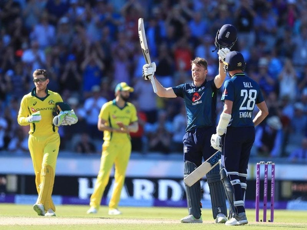 England whitewashed Australia In ODI series