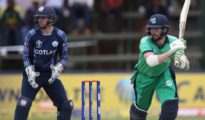 Ireland won by 46 runs at Deventer