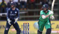 Ireland won by 46 runs at Deventer