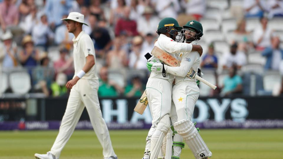 Pakistan won 1st Test against England
