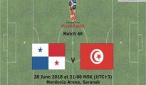 Panama Vs Tunisia World Cup Match Preview 2018