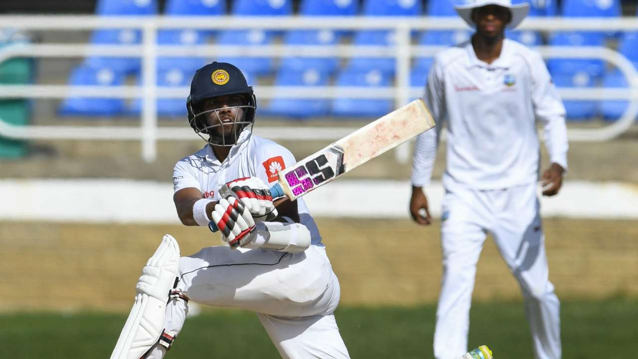 Sri Lanka chasing target at Queen's Park