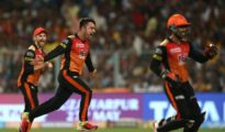 Sunrisers Hyderabad beat KKR in 2nd qualifier
