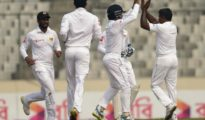West Indies started to bat in 1st innings