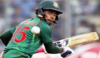 Bangladesh won by 4 wickets