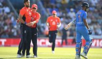 England returned to the T20I series at Cardiff