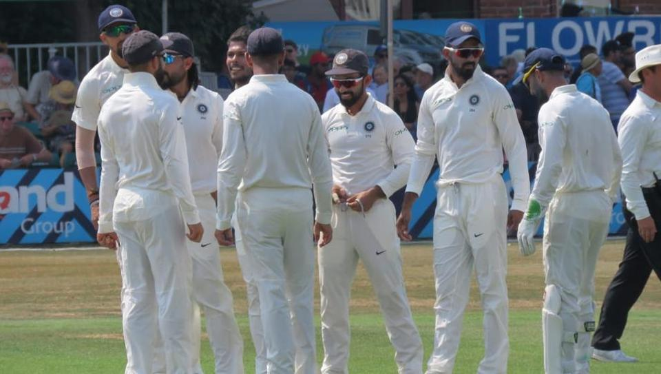 India drawn the tour match against Essex