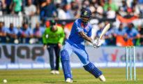 India won by 76 runs at Malahide