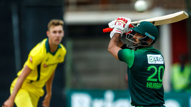 Pakistan beat Australia by 45 runs