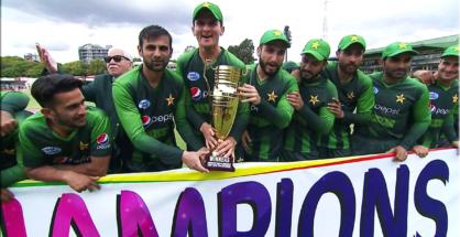 Pakistan won Tri Nation series