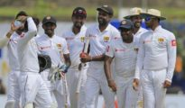 Sri Lanka won 1st Test at Galle