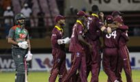 West Indies won 2nd ODI against Bangladesh