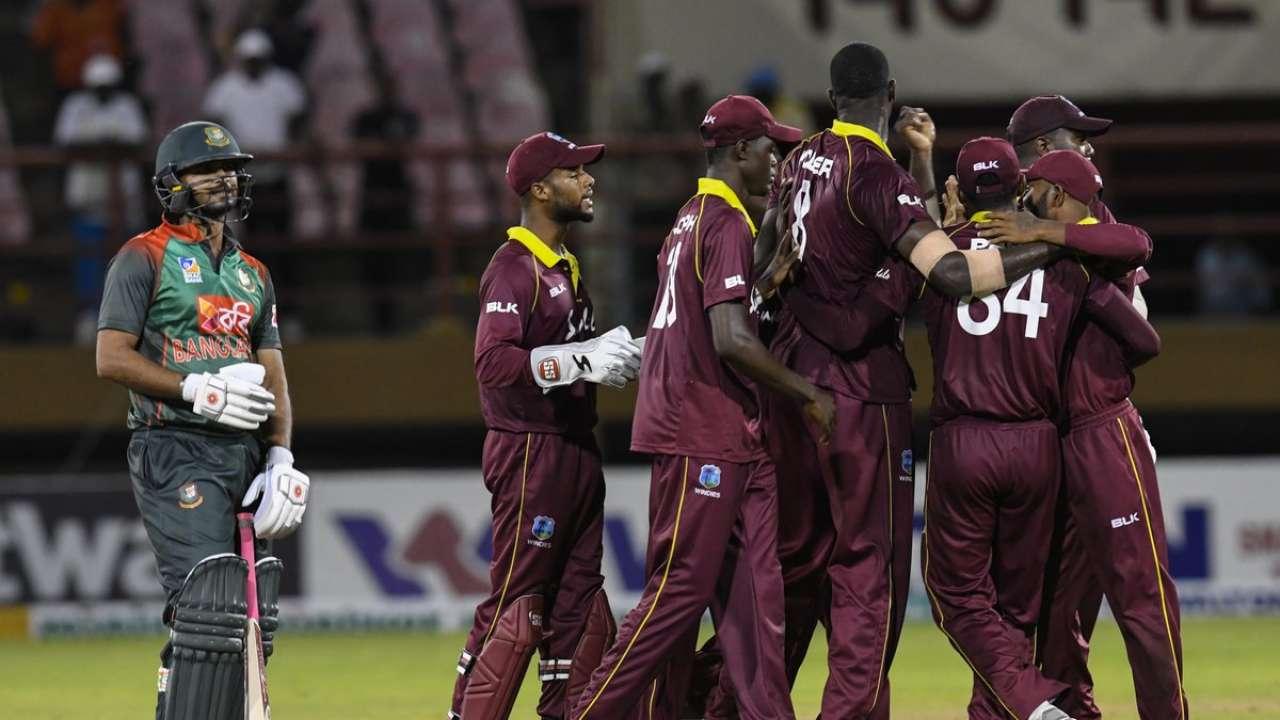 West Indies won 2nd ODI against Bangladesh