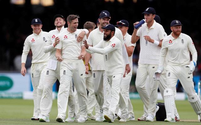 England won 2nd Test against India
