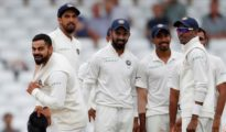 India won 3rd Test by 203 runs