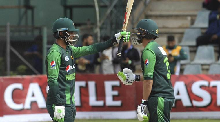 Pakistan beat Zimbabwe by 9 wickets