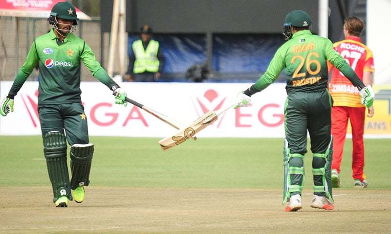 Pakistan won by 244 runs
