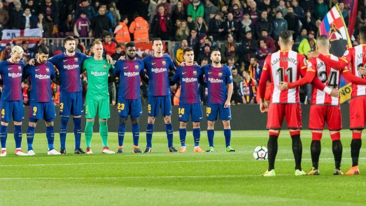 La Liga Proposes Barcelona-Girona