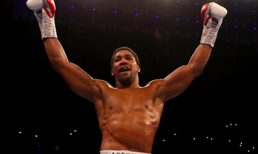 Anthony Joshua reveals who he NEEDS to win Wilder vs Fury