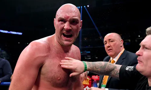 Deontay Wilder reveals where he wants to fight Tyson Fury rematch