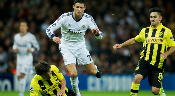 Madrid vs Dortmund highlights