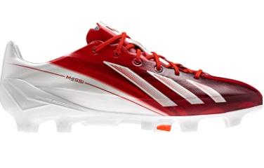 Adidas adizero messi red boots prices