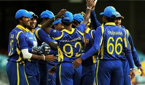 Sri Lanka won Tri Nation series