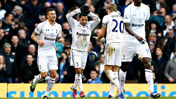 Tottenham Highlights 2013/2014 season