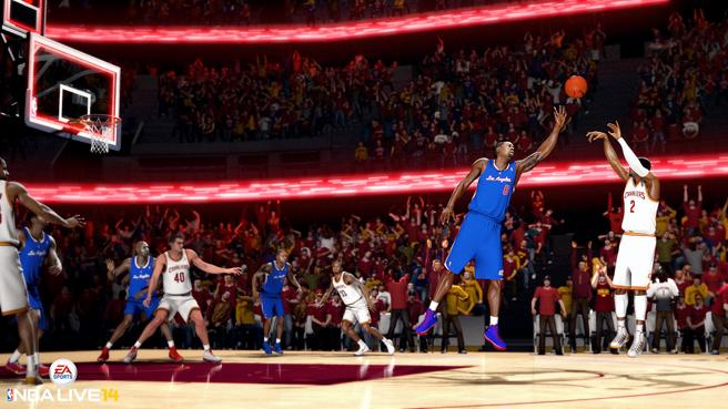 NBA Live 2014 game release date