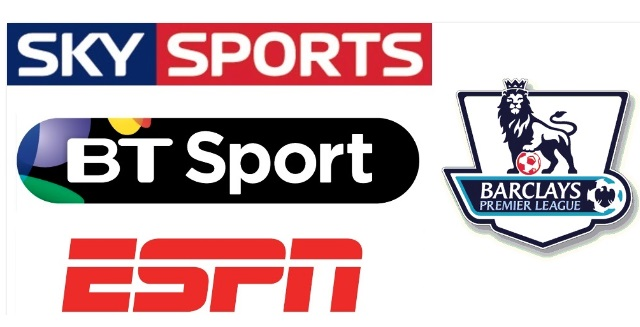 Premier League TV Channels live