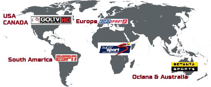 TV Channels Showing German Bundesliga