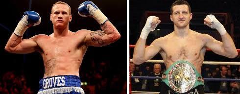 Froch vs Groves Fight date