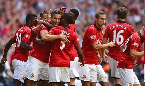 Manchester United 2013 Highlights