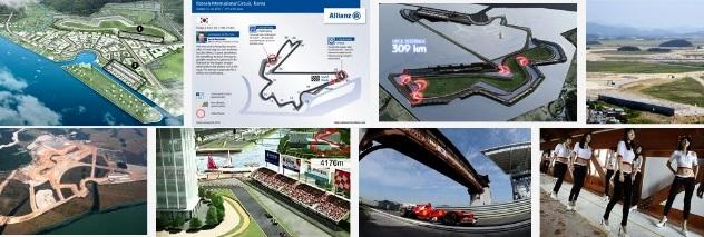 Korean Formula 1 Grand Prix live stream