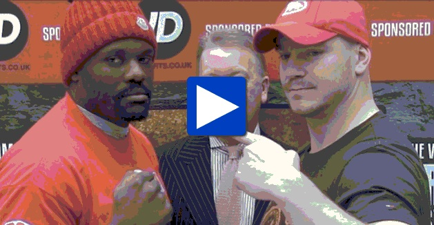 Chisora vs Pala replay video highlights