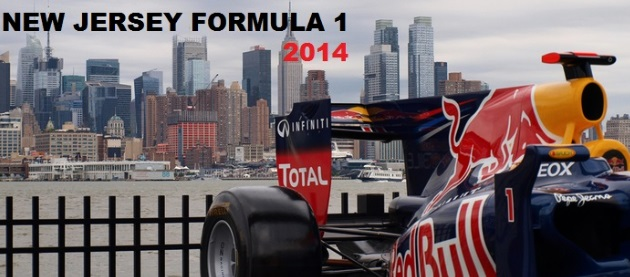 New Jersey F1 Tickets 2014