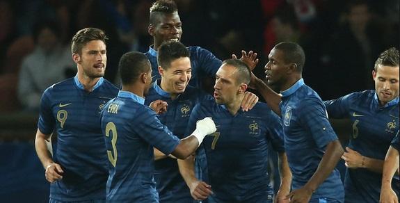 Billets France match Coupe du monde 2014