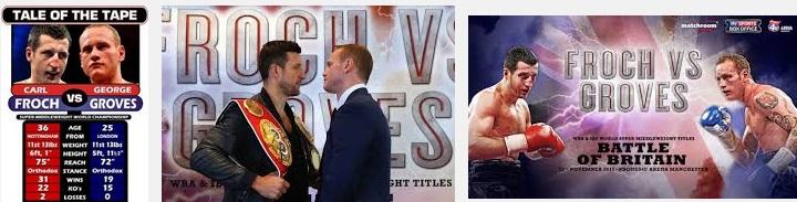 Froch vs Groves 2014 Full Fight Video