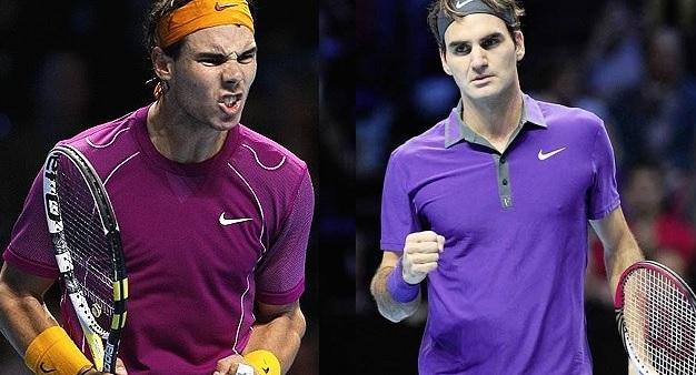 Federer vs Nadal Live Streaming
